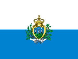 Vlajka San Marina