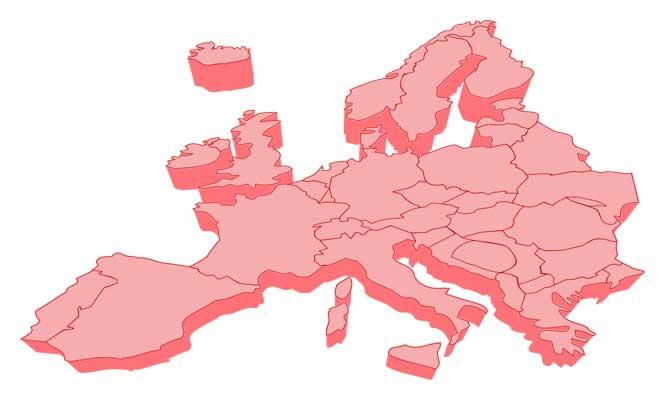 Státy Evropy