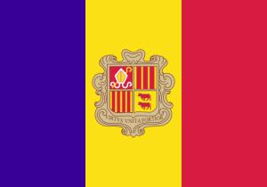 Vlajka Andorry