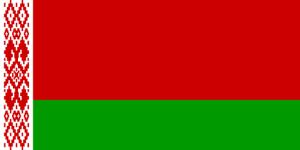 Vlajka Běloruska