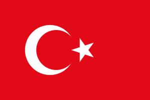 Vlajka Turecka